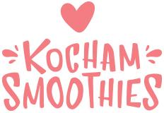 kocham smoothies logo