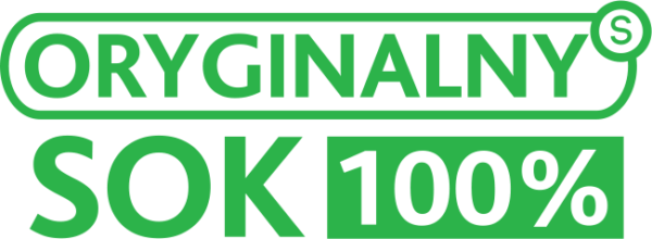 oryginalny sok logo